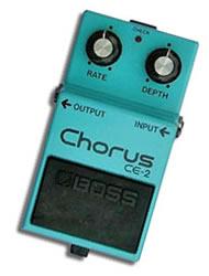 CE-2 e CE-2B Chorus Mods