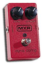 MXR DYNA COMP DIY MOD