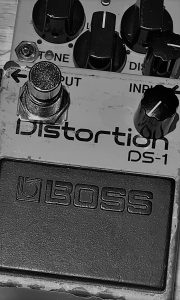 DS-1 BOOSTER MOD